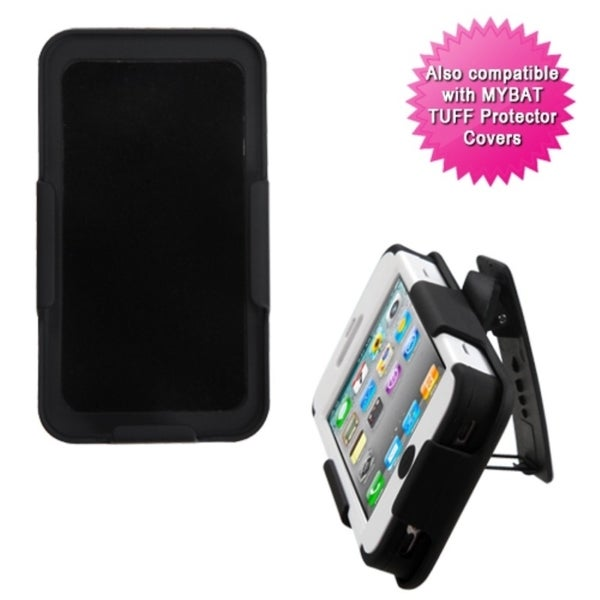 INSTEN Style 2 Holster for Apple iPhone 4/ 4S