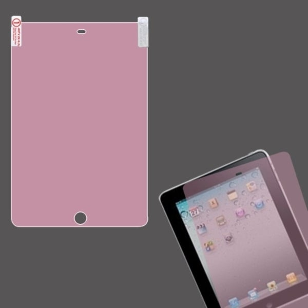 INSTEN Pink LCD Screen Protector for Apple iPad Mini