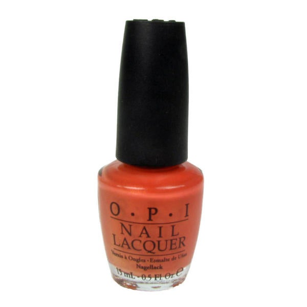 OPI 'Are We There Yet?' Nail Lacquer