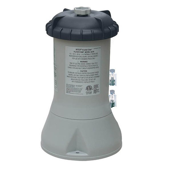 1,000 Gallon Filter Pump