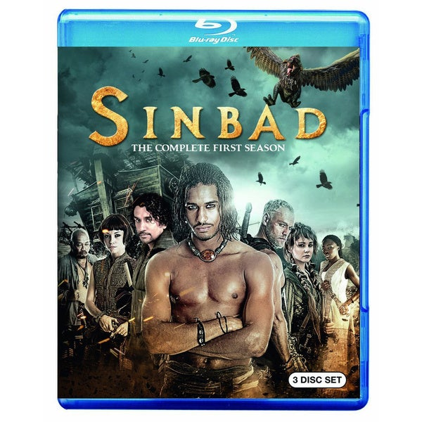 Sinbad: Season One (Blu-ray Disc) 11143716