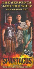 Spartacus: a Game of Blood and Treachery (Game)