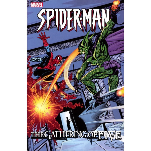 Spider-Man: The Gathering of Five (Paperback) 11144580