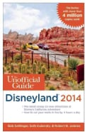 The Unofficial Guide to Disneyland 2014 (Paperback)