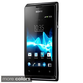 Sony Mobile Xperia E C1504 Smartphone - 4 GB Built-in Memory - Wirele