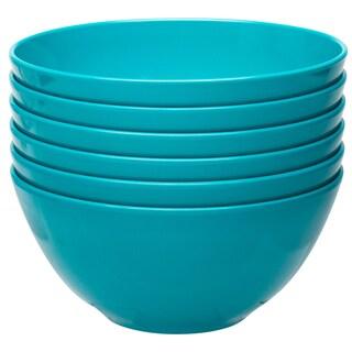 Zak! Ella Azure 6.25-Inch Individual Bowls (Set of 6)
