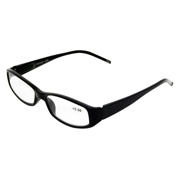 Sleek Black Fashion Unisex Reading Glasses 11145298