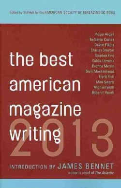 Best American Magazine Writing 2013 (Paperback)