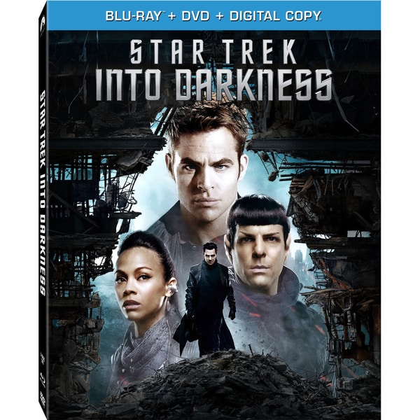Star Trek: Into Darkness (Blu-ray Disc) 11147399