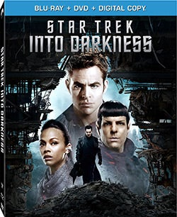 Star Trek: Into Darkness (Blu-ray Disc)