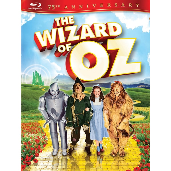 Wizard Of Oz: 75th Anniversary (Blu-ray Disc) 11147403
