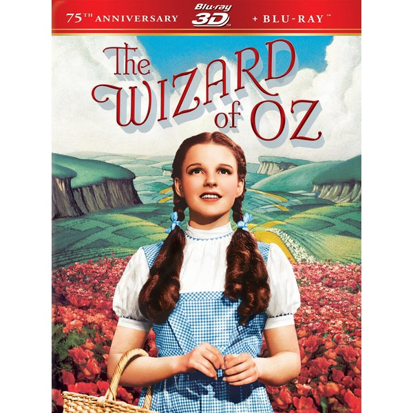 Wizard of Oz: 75th Anniversary 3D (Blu-ray Disc) 11147405