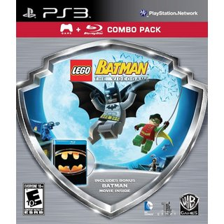 PS3 - LEGO Batman - Silver Shield Combo Pack