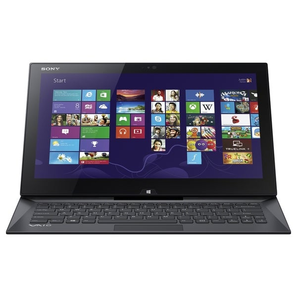 """Sony VAIO Duo 13 SVD13213CXB Ultrabook/Tablet - 13.3"""" - In-plane Swit"""