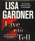 Live to Tell: Novel (CD-Audio)