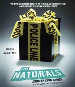 The Naturals (CD-Audio)