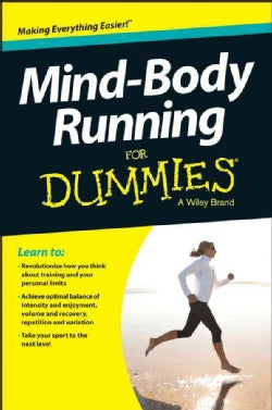 Mind-body Running for Dummies (Paperback)