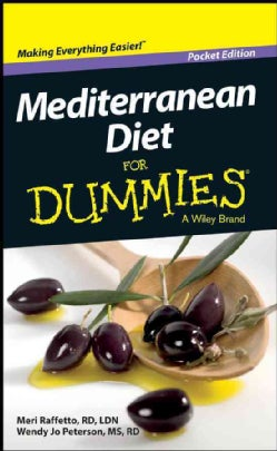 Mediterranean Diet for Dummies: Pocket Edition (Paperback)