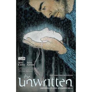 The Unwritten 8: Orpheus in the Underworlds (Paperback)