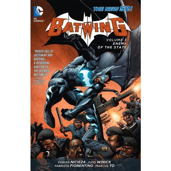 Batwing 3: Enemy of the State (Paperback) 11149356