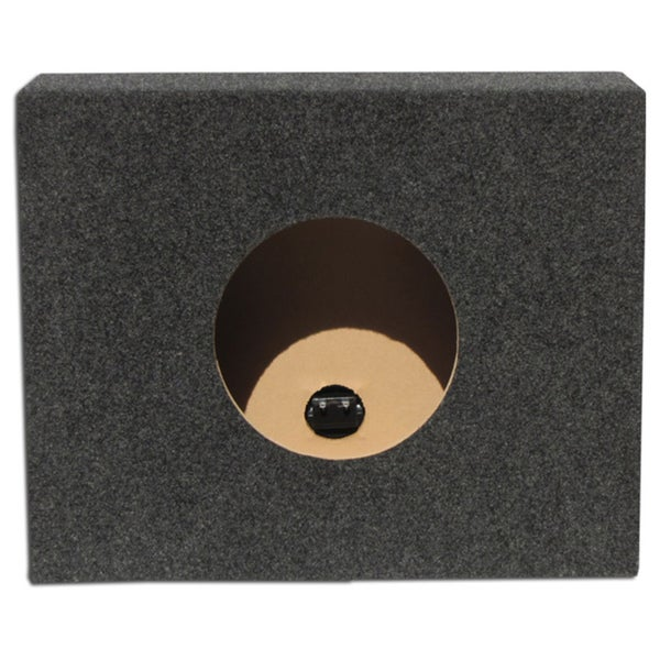 Universal Sealed Single Speaker Box Enclosure