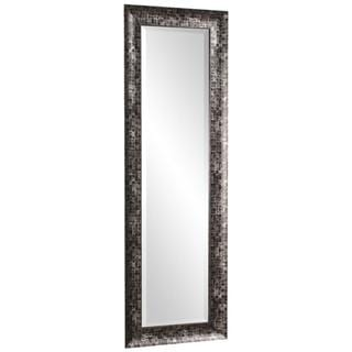 Belize Tall Textured Mirror