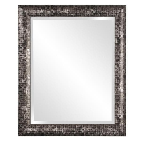 Belize Textured Mirror