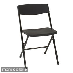 Cosco Resin Folding Chair 4 Pack