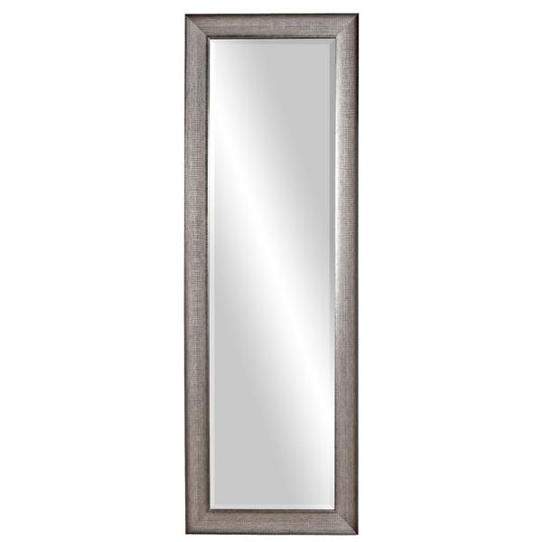 Maverick Tall Silver Mirror