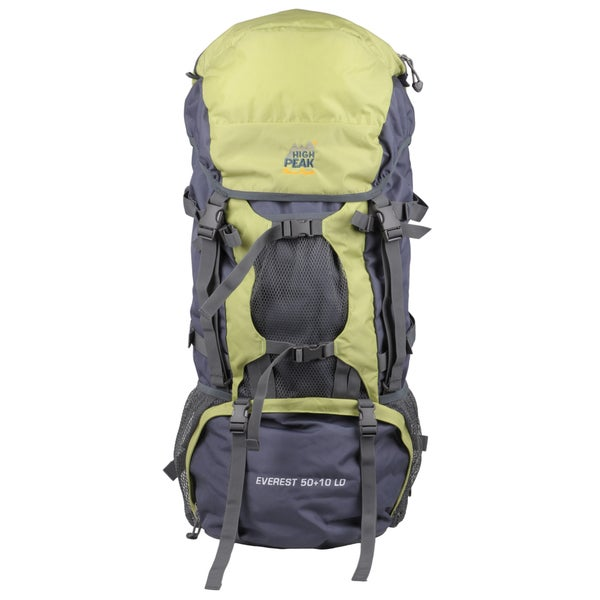 High Peak Everest 50 + 10 Internal Frame Backpack