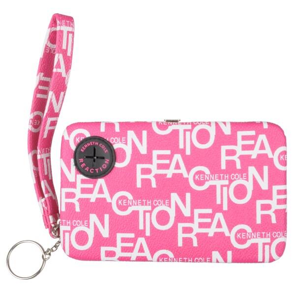 Kenneth Cole Reaction Women's Tech Me Out Wristlet Wallet