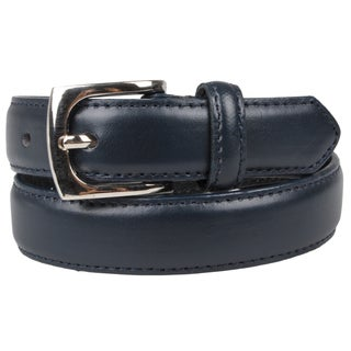 Boston Traveler Unlimited Boy's Genuine Leather Belt