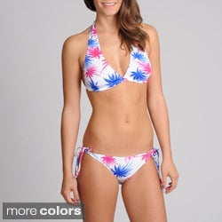 On Shore Women's 2-piece Halter Bikini