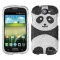 BasAcc Playful Panda Diamante Case for Samsung i437 Galaxy Express