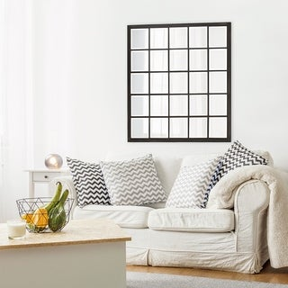 Superior Square Frame Mirror