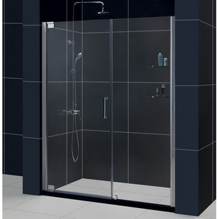 DreamLine Elegance 58 to 60-inch Frameless Pivot Shower Door