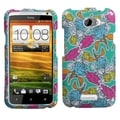 BasAcc Rose Garden Case for HTC One X/ One X+