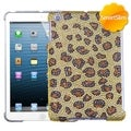 BasAcc Leopard Skin/ Camel Diamante Case for Apple iPad Mini