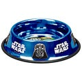 Platinum Pets Star Wars Darth Vader Design Non-Tip Bowl