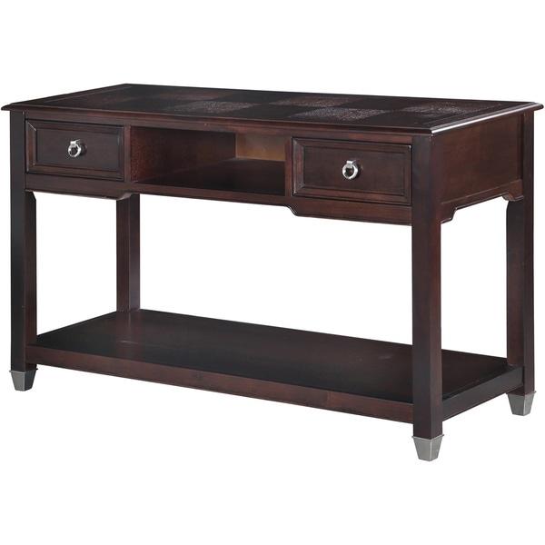 'Darien' Wood Ash Veneer Rectangular Sofa Table