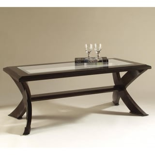 Roxboro Wood Rectangular Cocktail Table