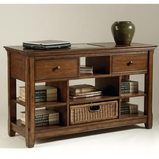 Tanner Collection Wood Rectangular Sofa Table