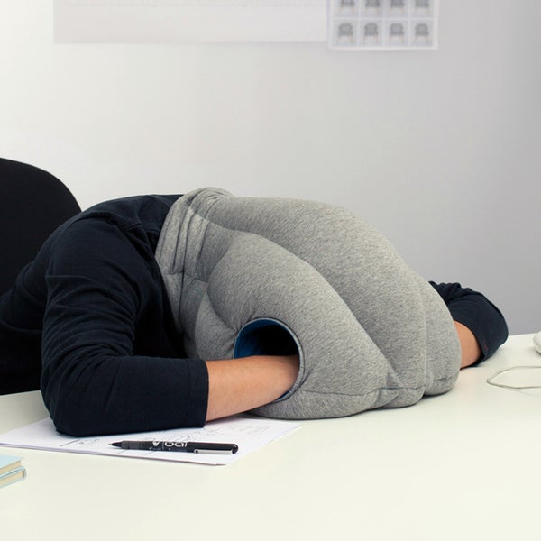 Authentic OstrichPillow