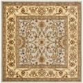 Safavieh Lyndhurst Majestic Grey/ Beige Rug (5' Square)