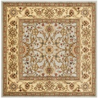 Safavieh Lyndhurst Collection Oriental Ivory Rust Rug 8