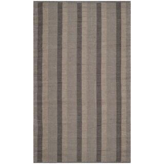 Thom Filicia Hand-woven Indoor/ Outdoor Barley Plastic Rug (3' x 5')