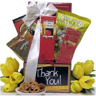 A+ Teacher Appreciation Gift Basket