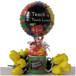 'Terrific Teacher' Teacher Appreciation Gift Set