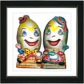 Studio Works Modern 'Humpty Dumpty' Framed Art Print