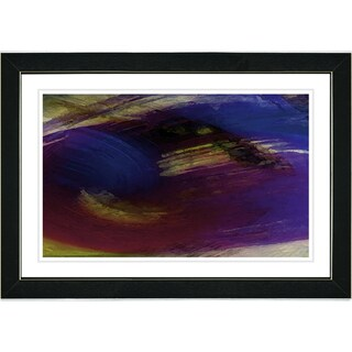 Studio Works Modern 'Prelude - Tide Pool' Framed Art Print